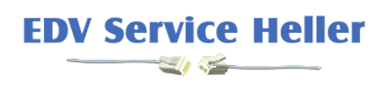 EDV Service Heller Logo